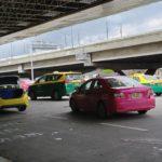 タイ・バンコクのタクシーの料金や乗り方、どの色がよい?☆ぼったくり注意!早朝移動も問題なし