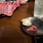 お友達と飲み会☆海鮮問屋 三宮 セリ壱、まぐろ骨付き中落ちを貝殻でそぎとって食べるのが絶品過ぎた
