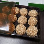 ロイズ プチトリフ[プラリネ]チョコが美味し過ぎる!アーモンドクラッシュポッキー似スイーツでどはまり