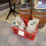 神戸元町商店街「はた珈琲店」でコーヒー豆の入っていた麻袋(ドロンゴロス)をもらったのに複雑な結果に