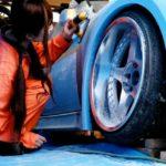 S14シルビアのフェンダー作り☆ひさびさのお手伝いでFRP貼った