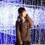 神戸イルミナージュで初のポートレート撮影会♡そのあとは旧居留地へ♪寒かったけど楽しかったー