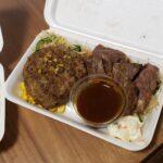 加古川市で炭焼きステーキを食べるならアトムが安い!ハンバーグも食べごたえあり!全メニューテイクアウトOK