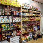 神戸市/阪神青木駅のインド食材&調味料店「ドリームサプライヤーズ」はハルディラムのスナック菓子が買える