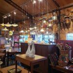 兵庫区の北欧ヴィンテージ家具&カフェ『北の椅子と』は360°インスタ映え!照明や食器も多数あり